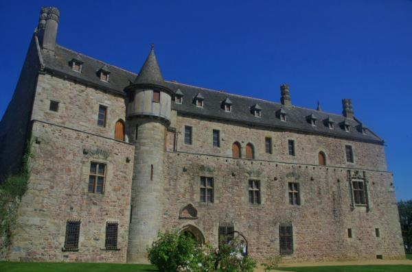Château de la Roche Jagu