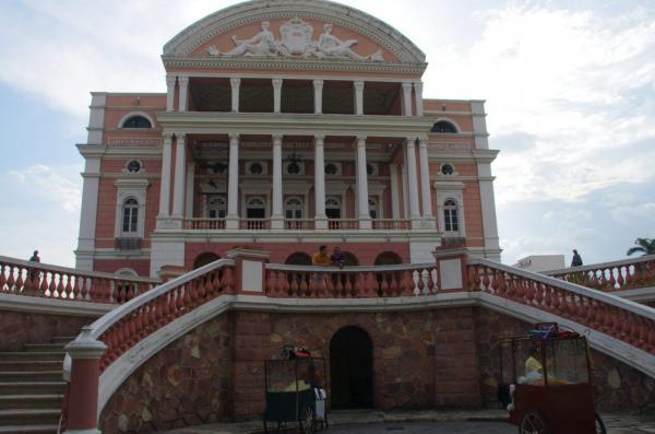 Le Théâtre Amazonas