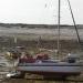 À marée basse sur l'île de...