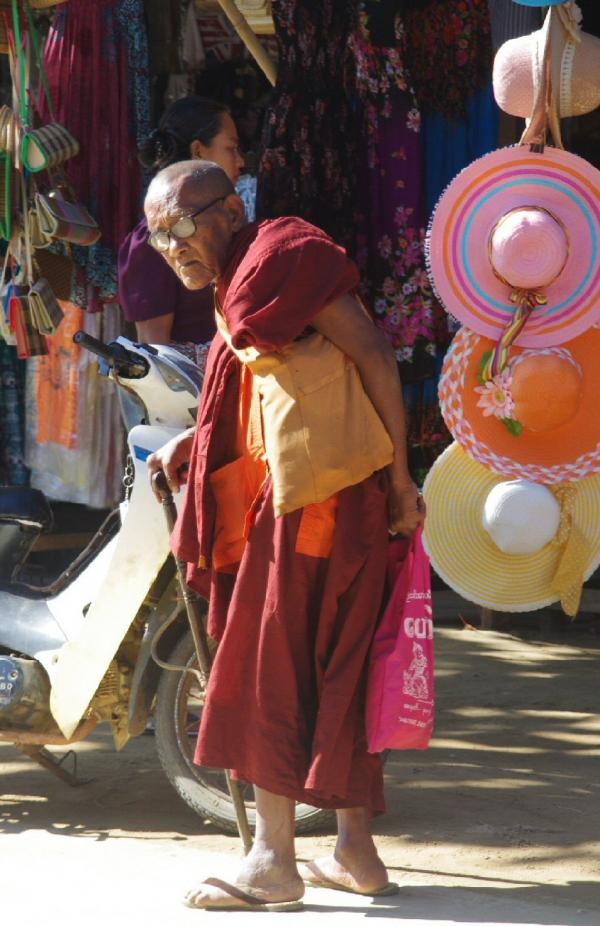 Dans les rues de Ngwe Saung