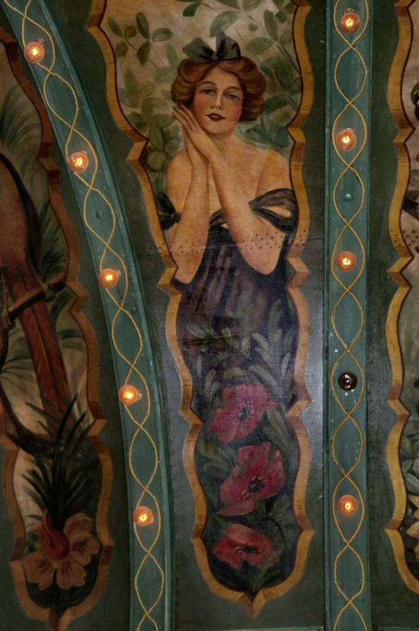 Représentation des femmes dans l'art forain (2)
