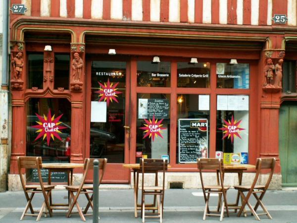 Restaurant Cap Ouest
