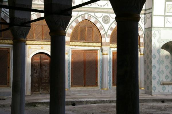 Dans le harem (2)