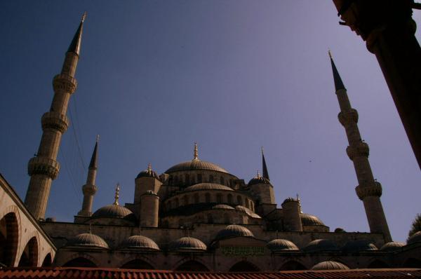 La mosquée Bleue (2)