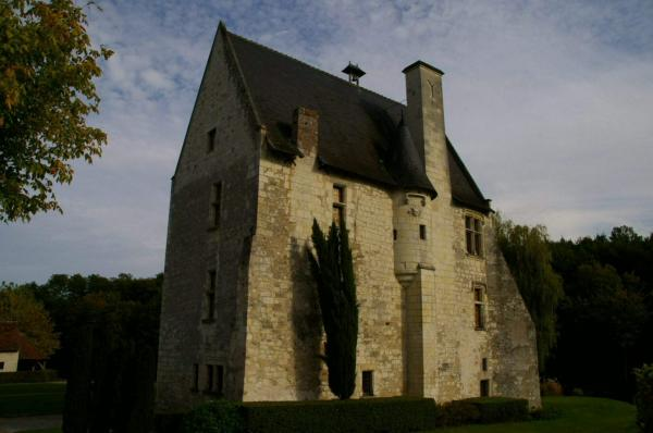 Abbaye de Turpenay