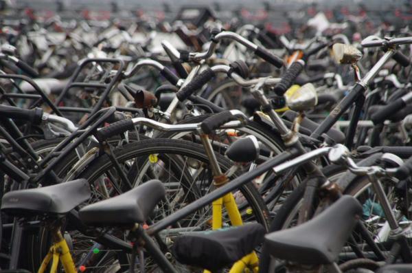 Où ai-je mis mon vélo ?