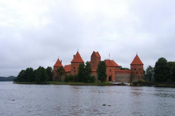 Château médiéval de Kratai