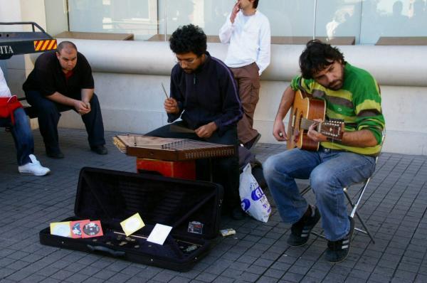 Musiciens turcs