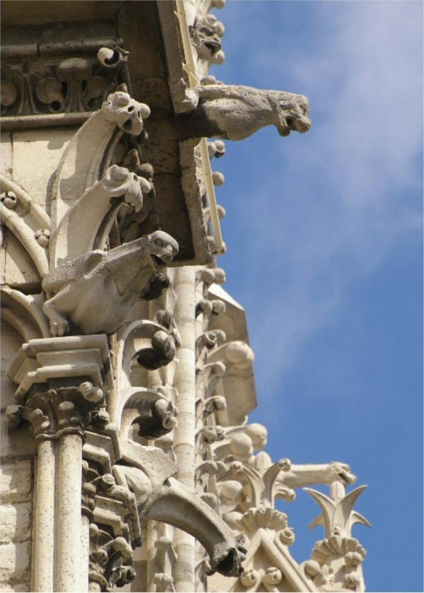 Les gargouilles de Notre-Dame (2)