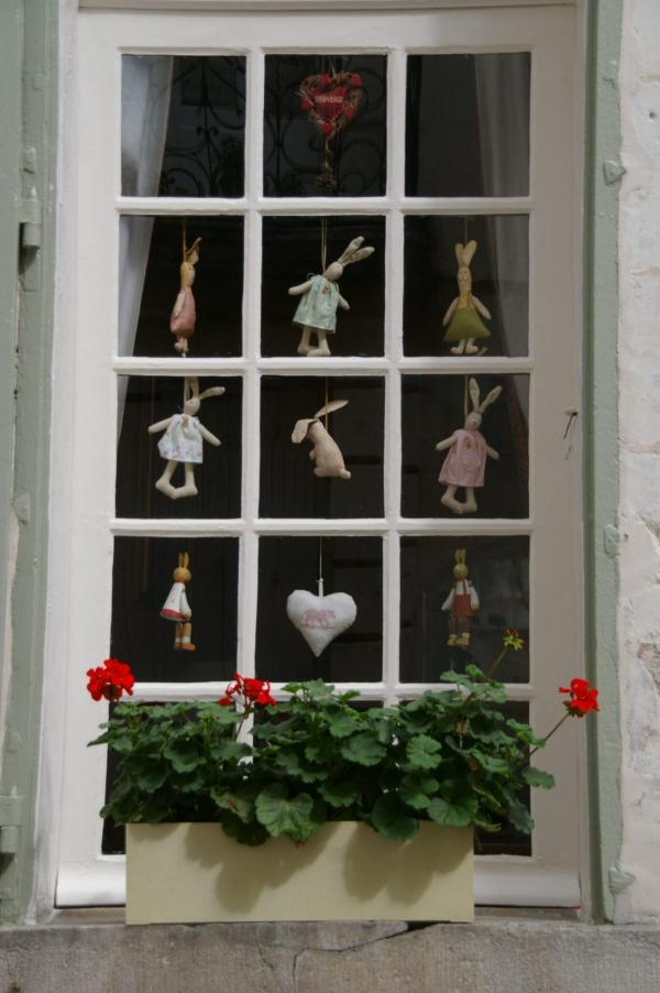 La fenêtre aux lapins