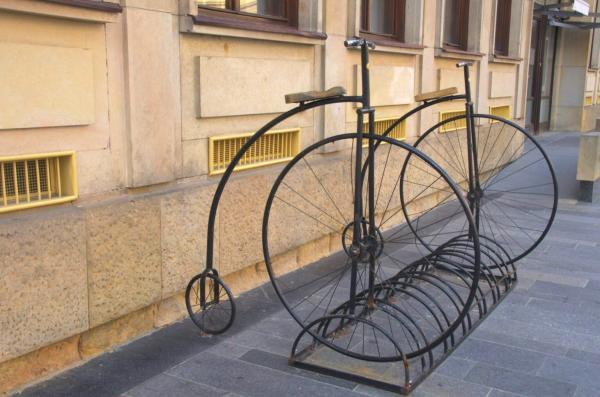 Le porte-vélos