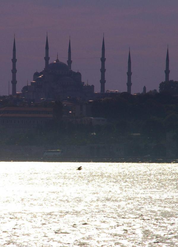 La mosquée Bleue (3)