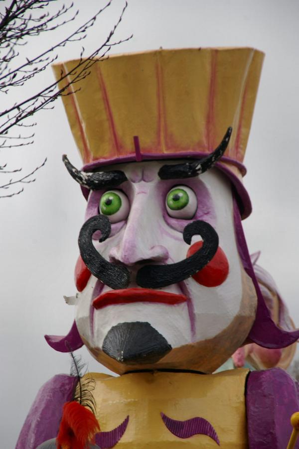 Carnaval de Manthelan 2011