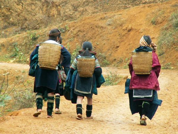Au pays des Hmongs