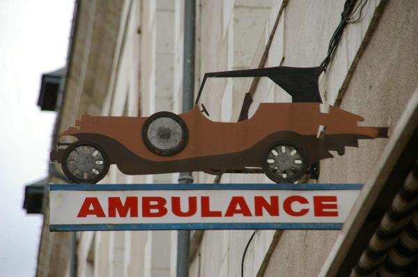 Ambulance ?