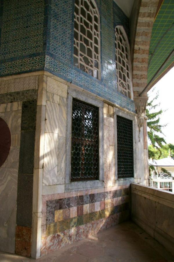 Le palais de Topkapi (2)