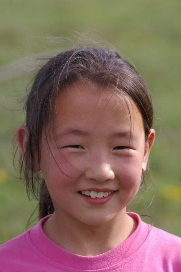 Dans la steppe mongole