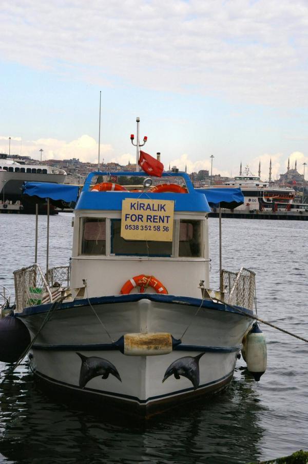 Sur les bords de la mer de Marmara (2)