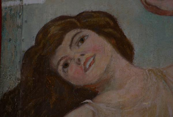 Représentation des femmes dans l'art forain (3)