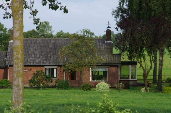 Dans la campagne néerlandaise