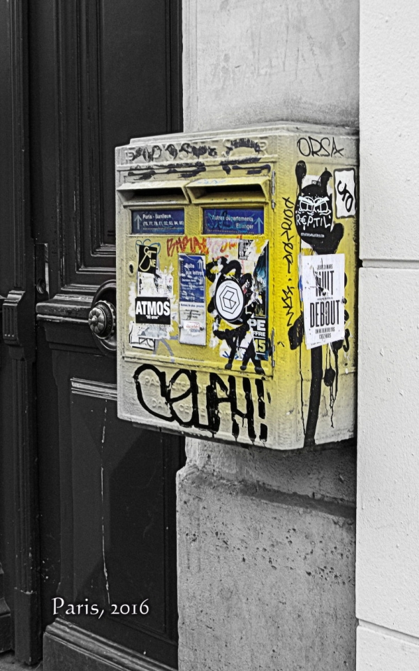 Boîte à lettres