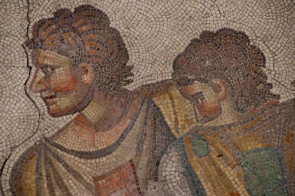 Le musée des mosaïques