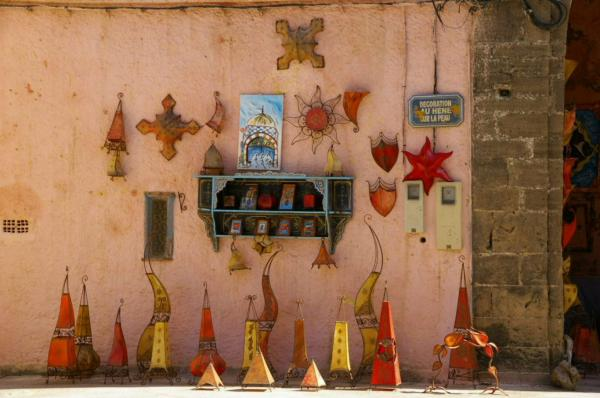 Lampes marocaines