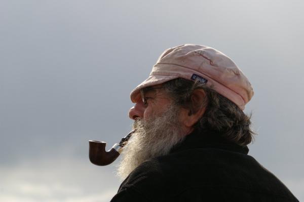 L'homme à la pipe