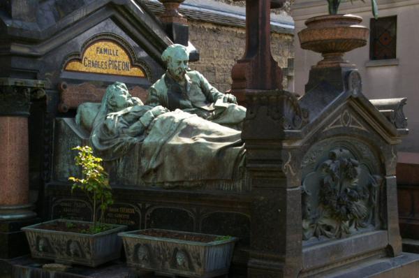 Le cimetière Montparnasse (4)