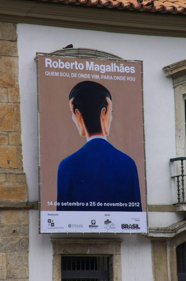 Exposition à Rio