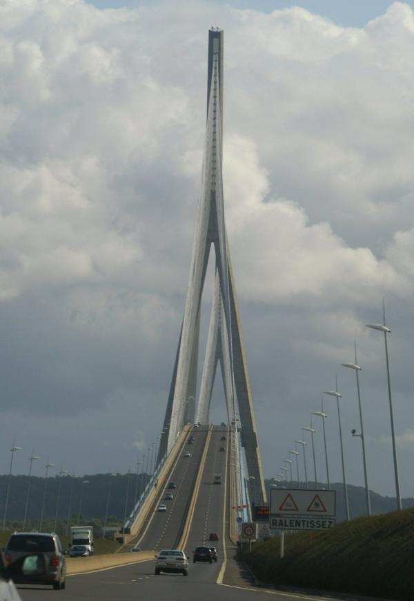 Le pont de Normandie (2)