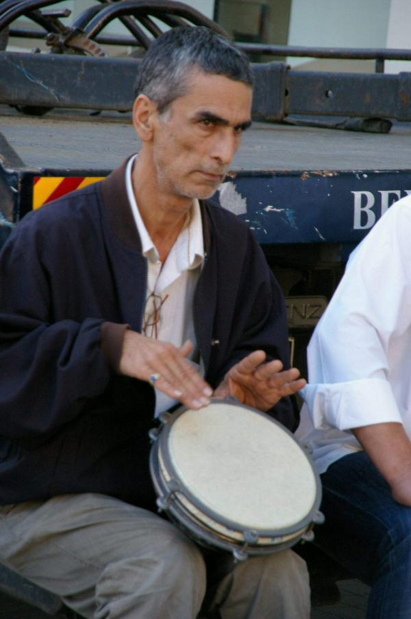Musicien turc