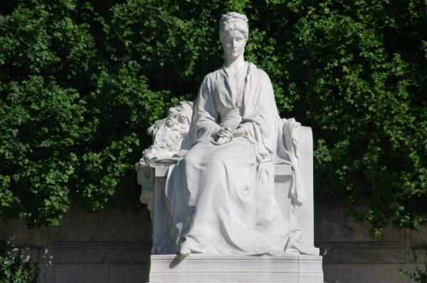 L'impératrice Elizabeth d'Autriche