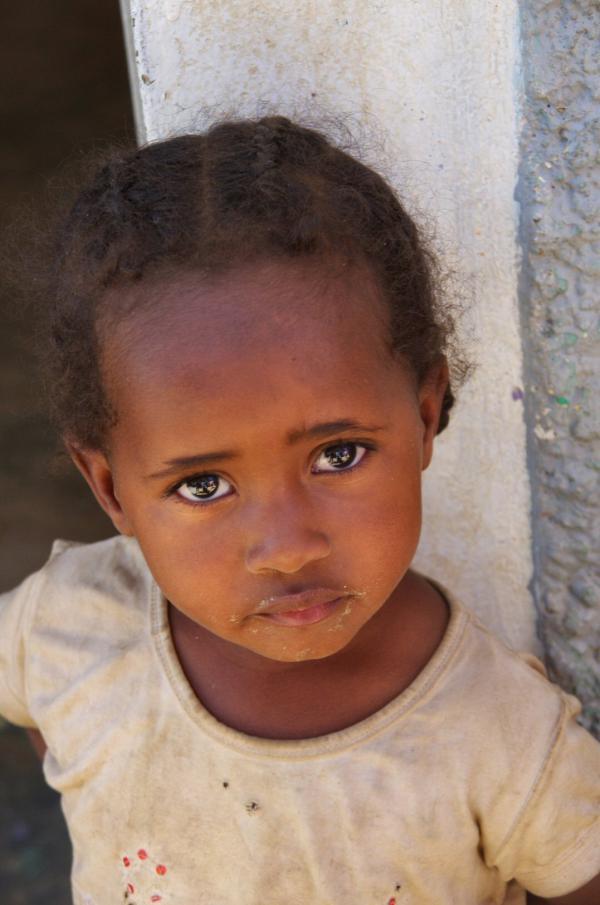 Petite fille à Harar
