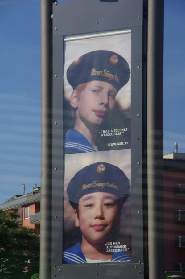 Les petits chanteurs de Vienne