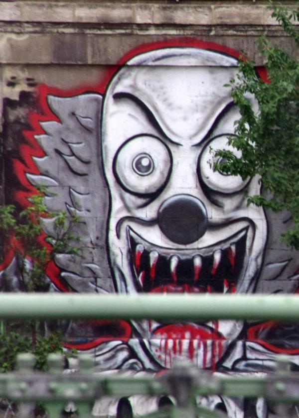 Sur les murs de Vienne