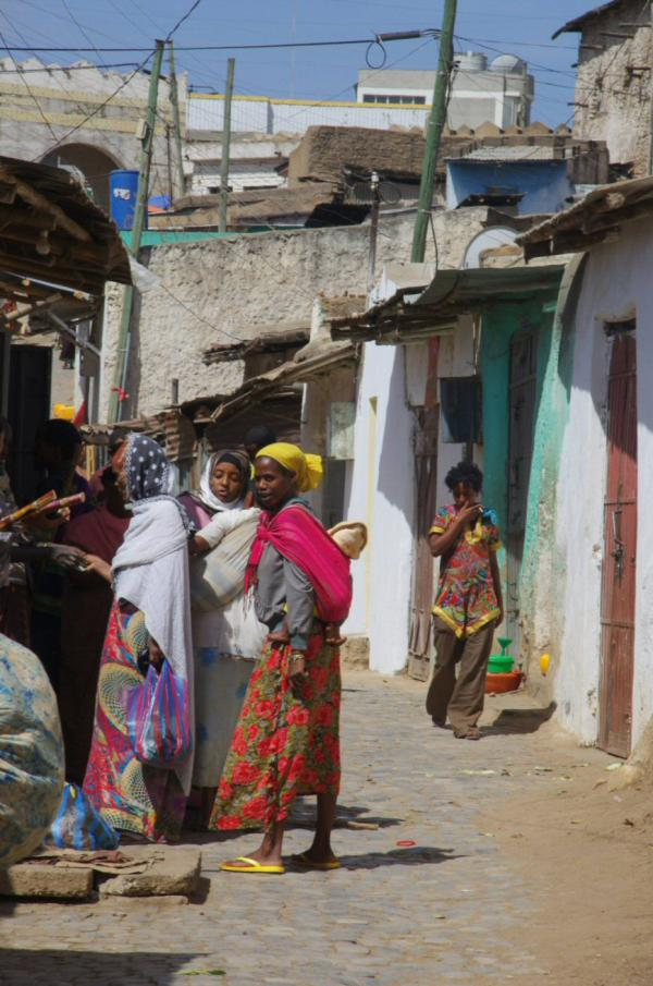 Dans les rues d'Harar