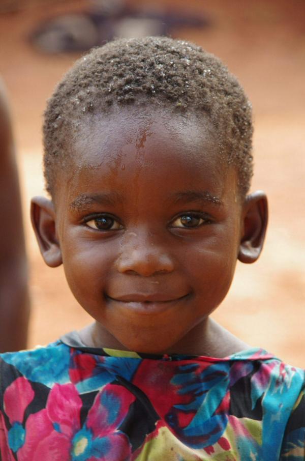 Sous le chaud soleil d'Afrique
