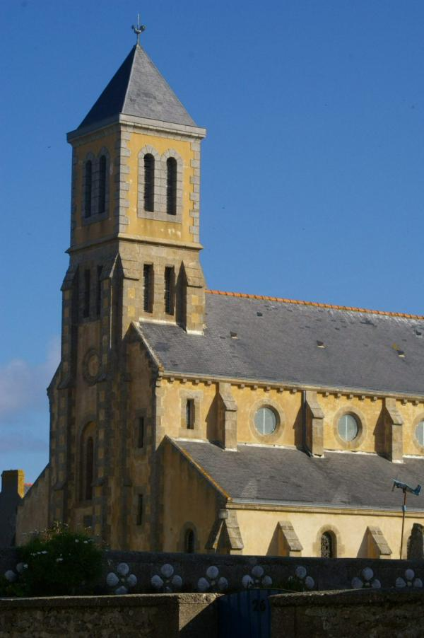 L'église Saint Guénolé