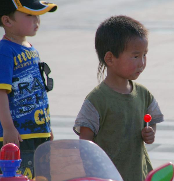 Les enfants abandonnés d'Oulan-Bator