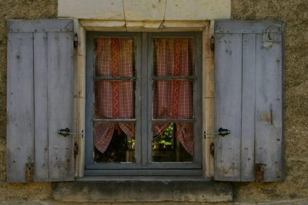 Vieille fenêtre