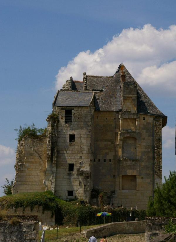 Château de Crissay-sur-Manse