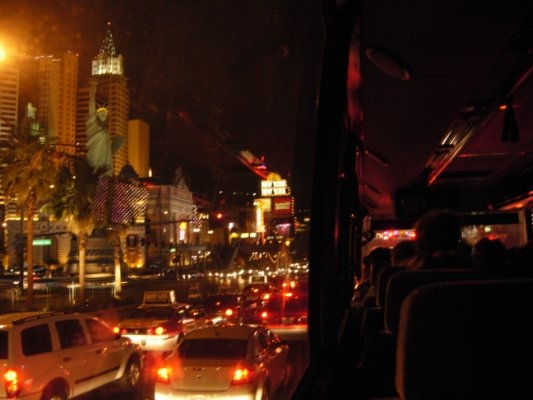 Une nuit à Las Vegas (1)