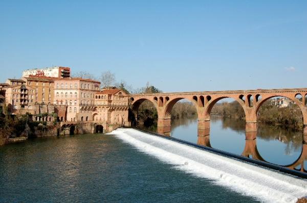 Pont sur le Tarn