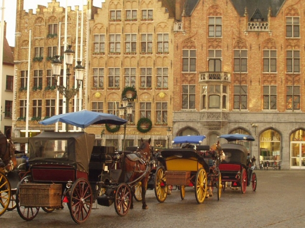 La Grand-Place de Bruges (8)
