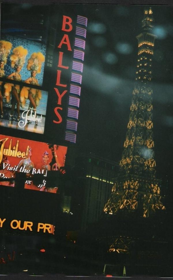 Une nuit à Las Vegas (1/4)