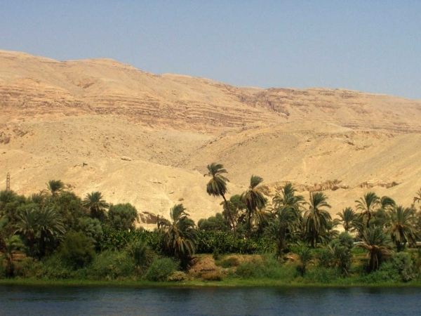 Les rives du Nil (4)
