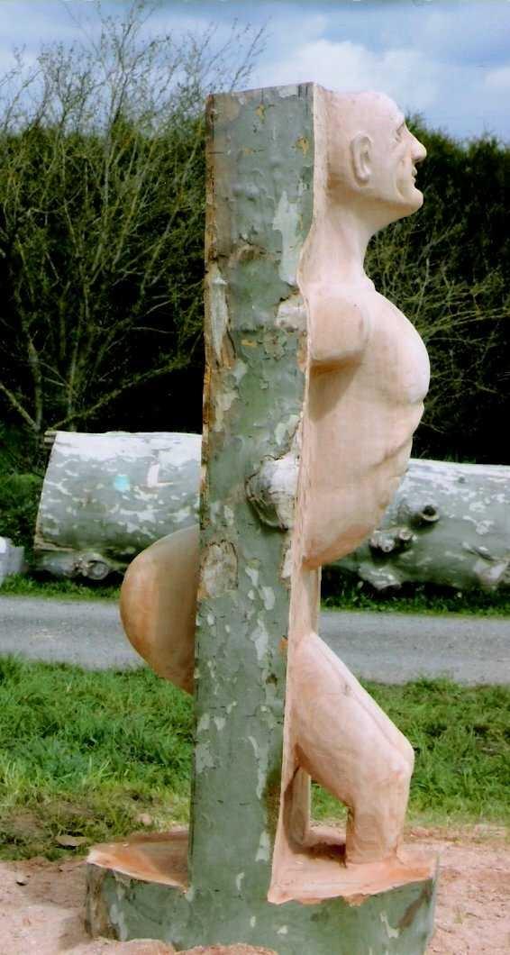 Sculpture de Redge (2/4)
