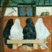 Femmes assises, Fès